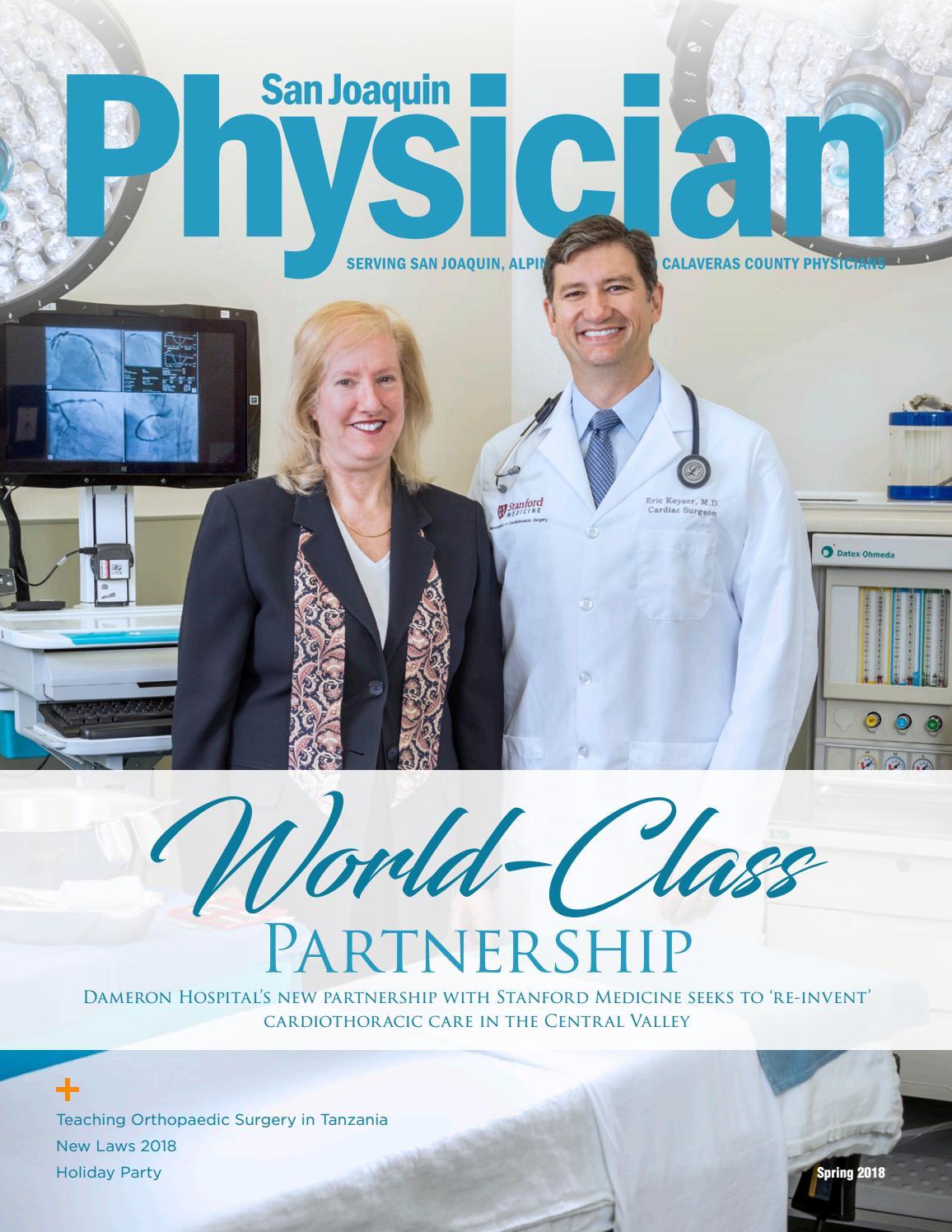 Spring 2018 by San Joaquin Medical Society - issuu
