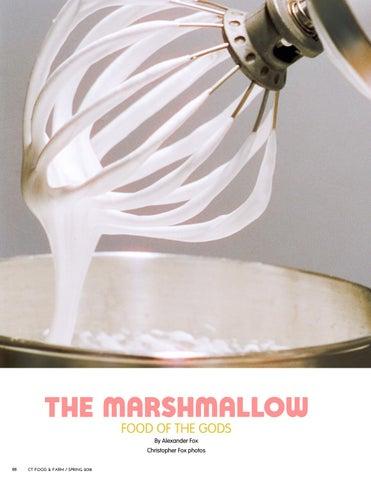 Page 66 of The Marshmallow: Food of the Gods (plus a recipe!)