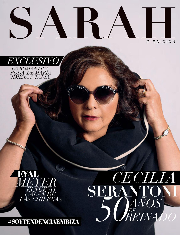 c25b8e7731 Revista Sarah Edición 5 by Vida Magazine - issuu