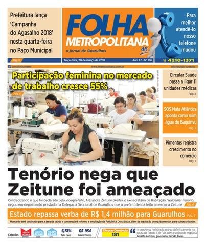 5fb5e1852 Folha Metropolitana ed 186 by Folha Metropolitana - issuu