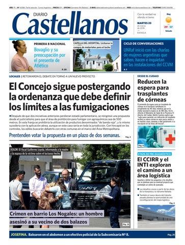 d8ac377657 Diario Castellanos 20 03 by Diario Castellanos - issuu