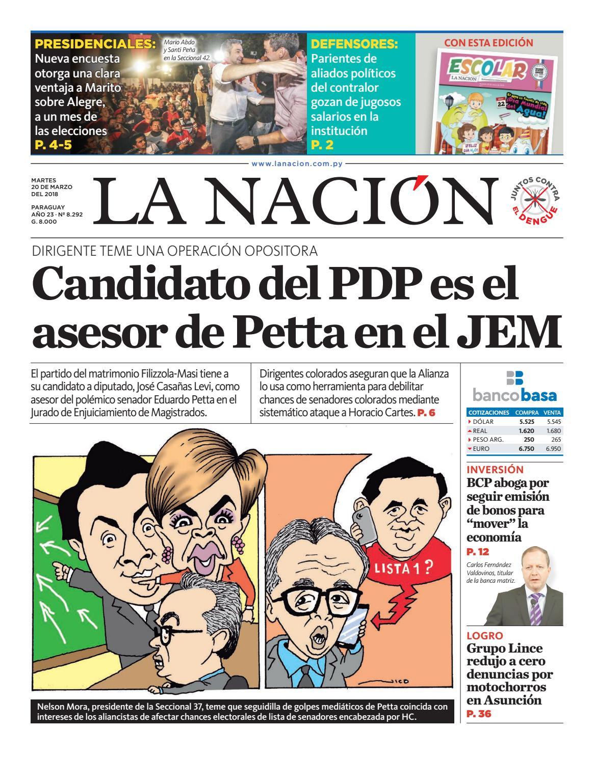 d199f0b531 DIARIO LA NACIÓN - EDICIÓN 8.292 by La Nación - issuu