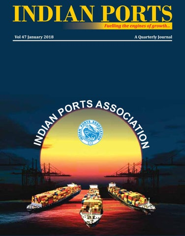 Indian ports journal january 2018 pdf
