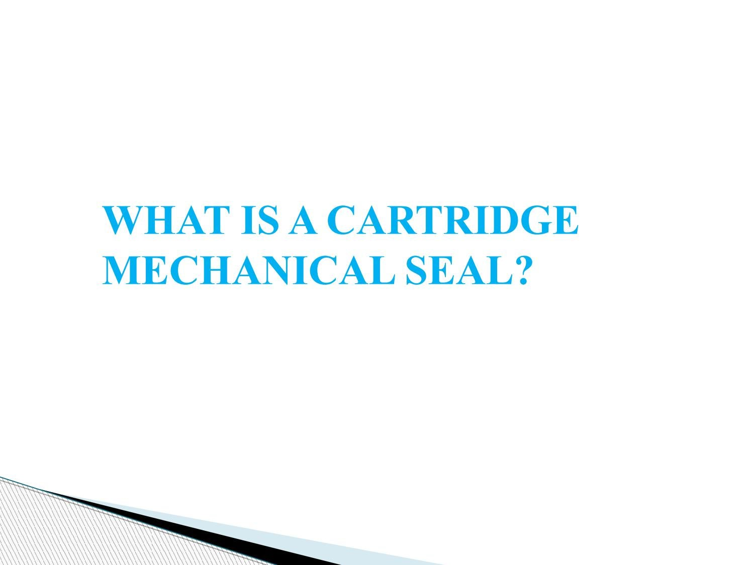 What is a cartridge