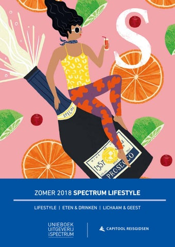 e2be590b0f1 Spectrum lifestyle zomer 2018 by Unieboek   Het Spectrum - issuu