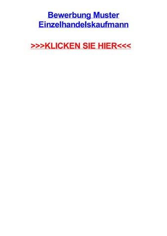 bewerbung muster einzelhandelskaufmann hallstadt essay writing service reviews best service - Einzelhandelskaufmann Bewerbung