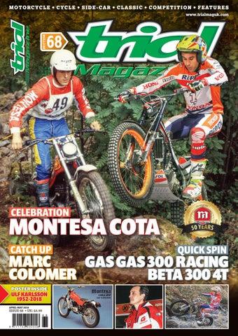 SHERCO GAS GAS BETA MONTESA OSSA Trials bikes Pair Heavy duty tyre levers