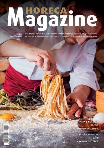 Horeca Magazine 181 By Services Pro Issuu