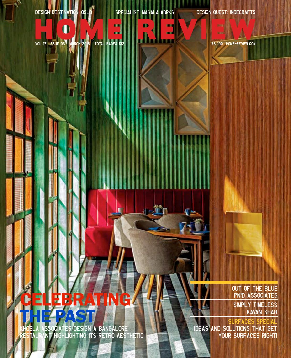 Home Review March 2018 By Home Review Issuu