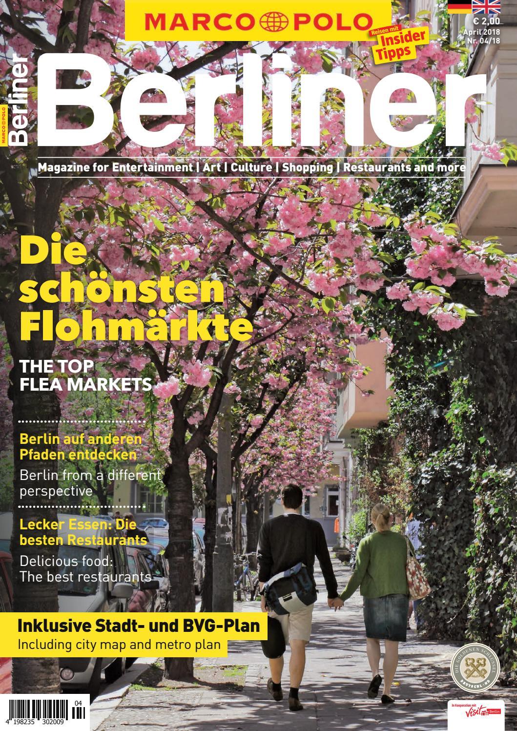Marco Polo Berliner #04/2018 by Berlin Medien GmbH - issuu