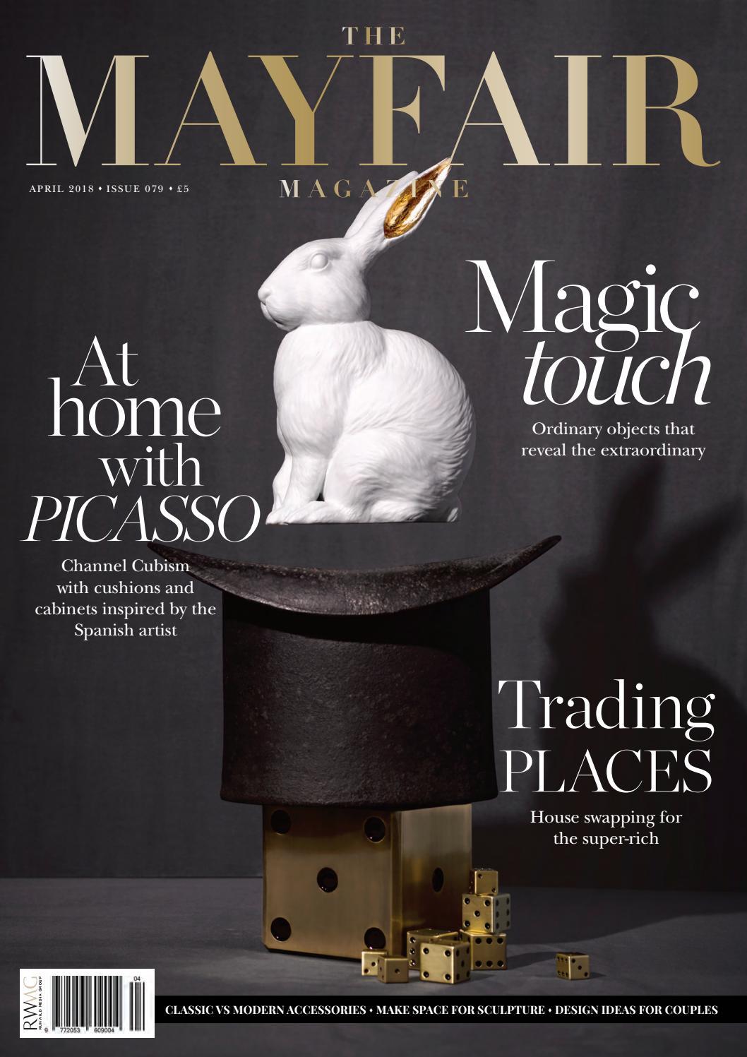4e84333cd468 Mayfair Magazine - April 18 by Runwild Media Group - issuu