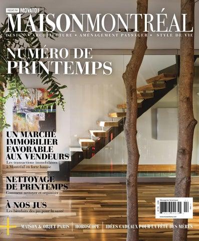 96fb9d38ce Maison Montréal - Numéro de Printemps 2018 by Home In Canada ...