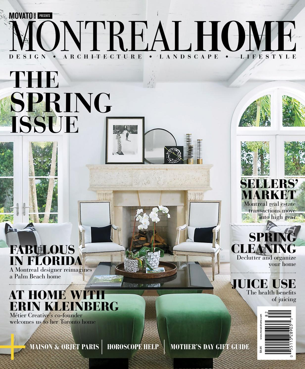 Montreal Home - Spring 2018 by MovatoHome | Design ▫ Architecture ...