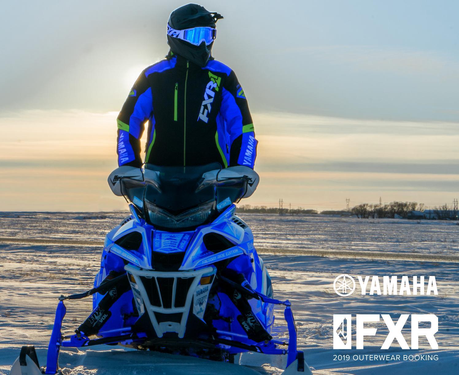 564280e33b9 FXR 2019 Yamaha US Booking Catalog by FXR Racing - issuu