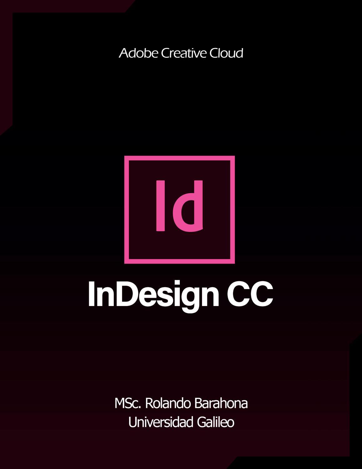 Proyecto final - Adobe InDesign by Gustavo Alvarez - issuu