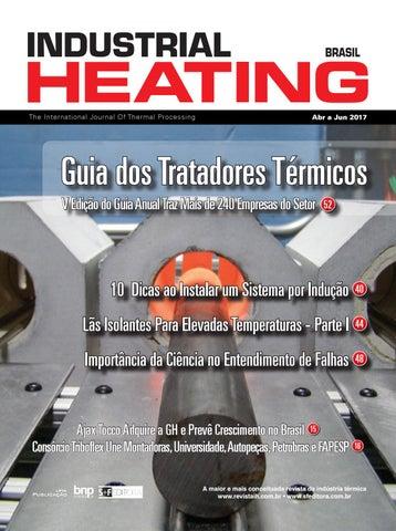 5ebfdcdde6 Revista Industrial Heating - Abr a Jun 2017 by SF Editora - issuu