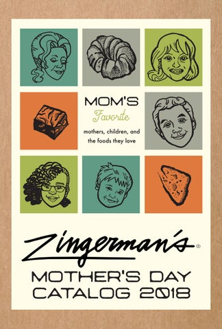 Zingerman's Mother's Day Catalog 2018 by Zingerman's Mail