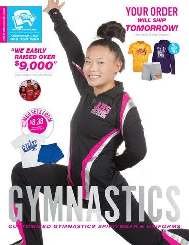 0fe38516c721 2018 Ares Sportswear Gymnastics Catalog by Ares Sportswear - issuu