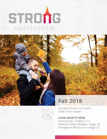 Comprehensive curriculum 2016 2017 by united methodist publishing fall rbp 2018 quarterly curriculum catalog fandeluxe Gallery