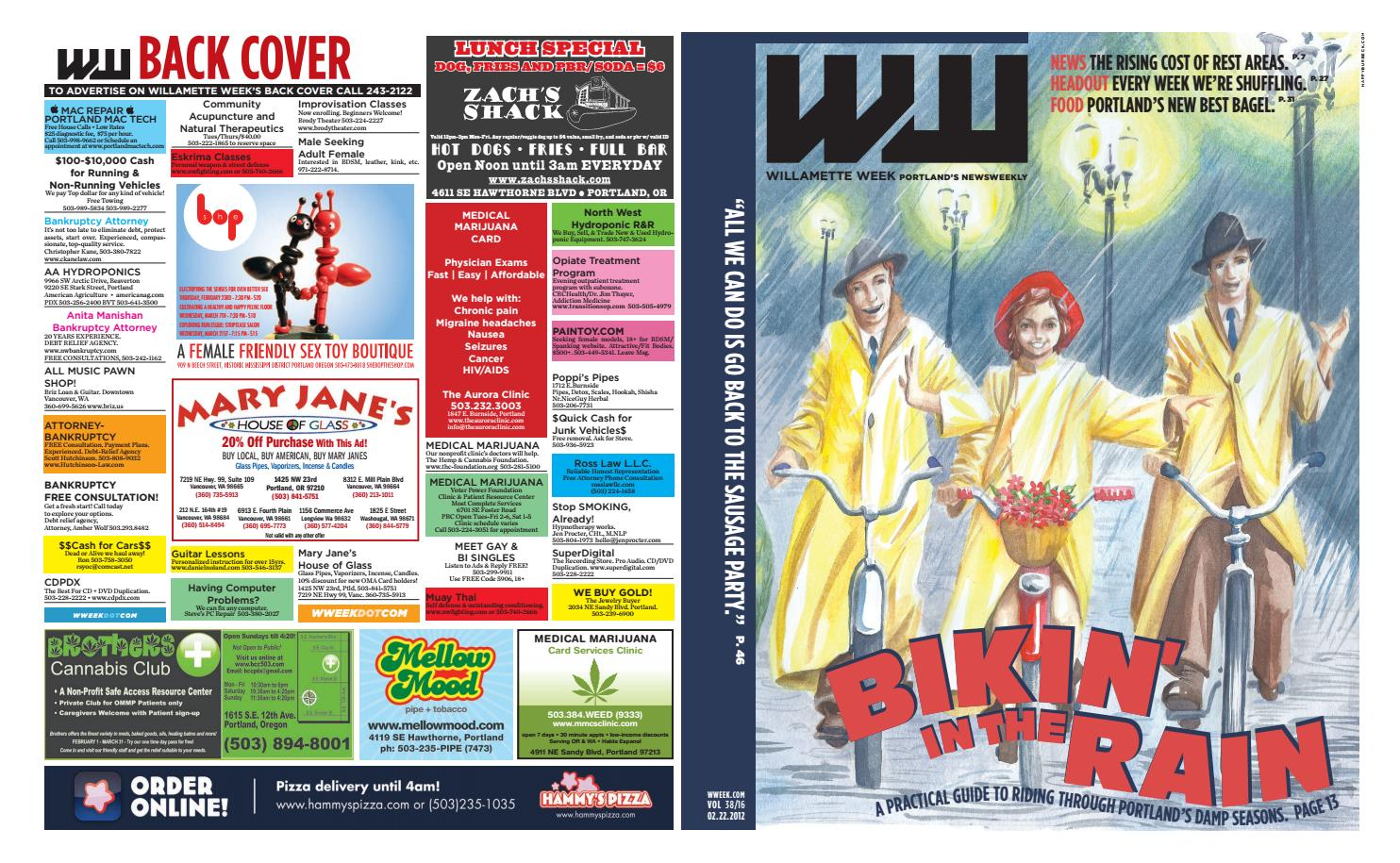 38 16 willamette week, february 22, 2012 by Willamette Week