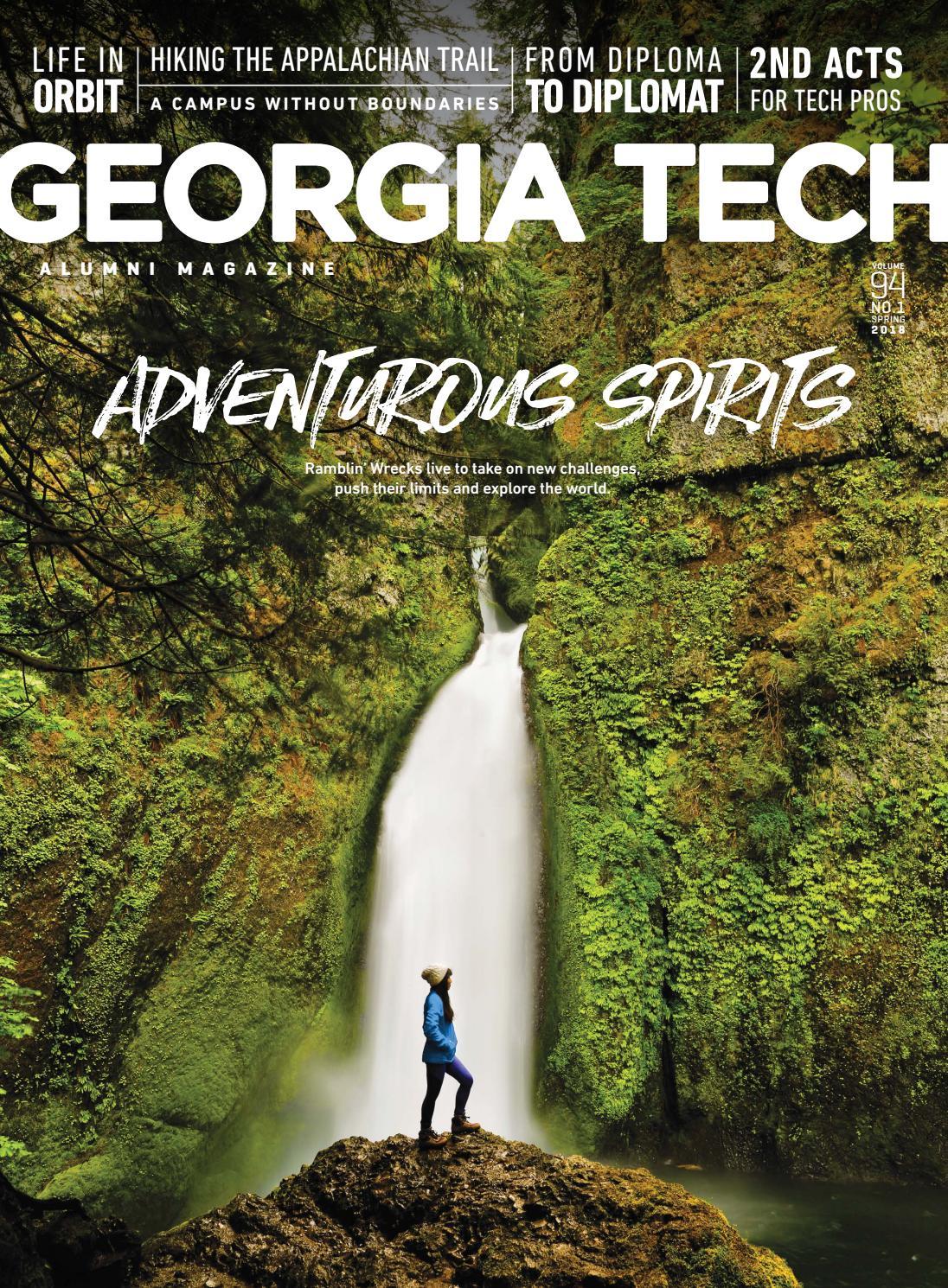 cheap for discount e6230 54032 Georgia Tech Alumni Magazine Vol. 94 No. 1 Spring 2018 by Georgia Tech  Alumni Association - issuu
