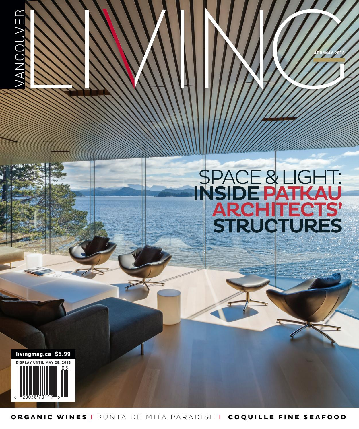 Vancouver Living April/May 2018 by NSN Features - issuu