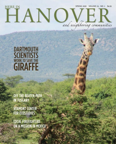 Here in Hanover - Spring 2018 by Mountain View Publishing