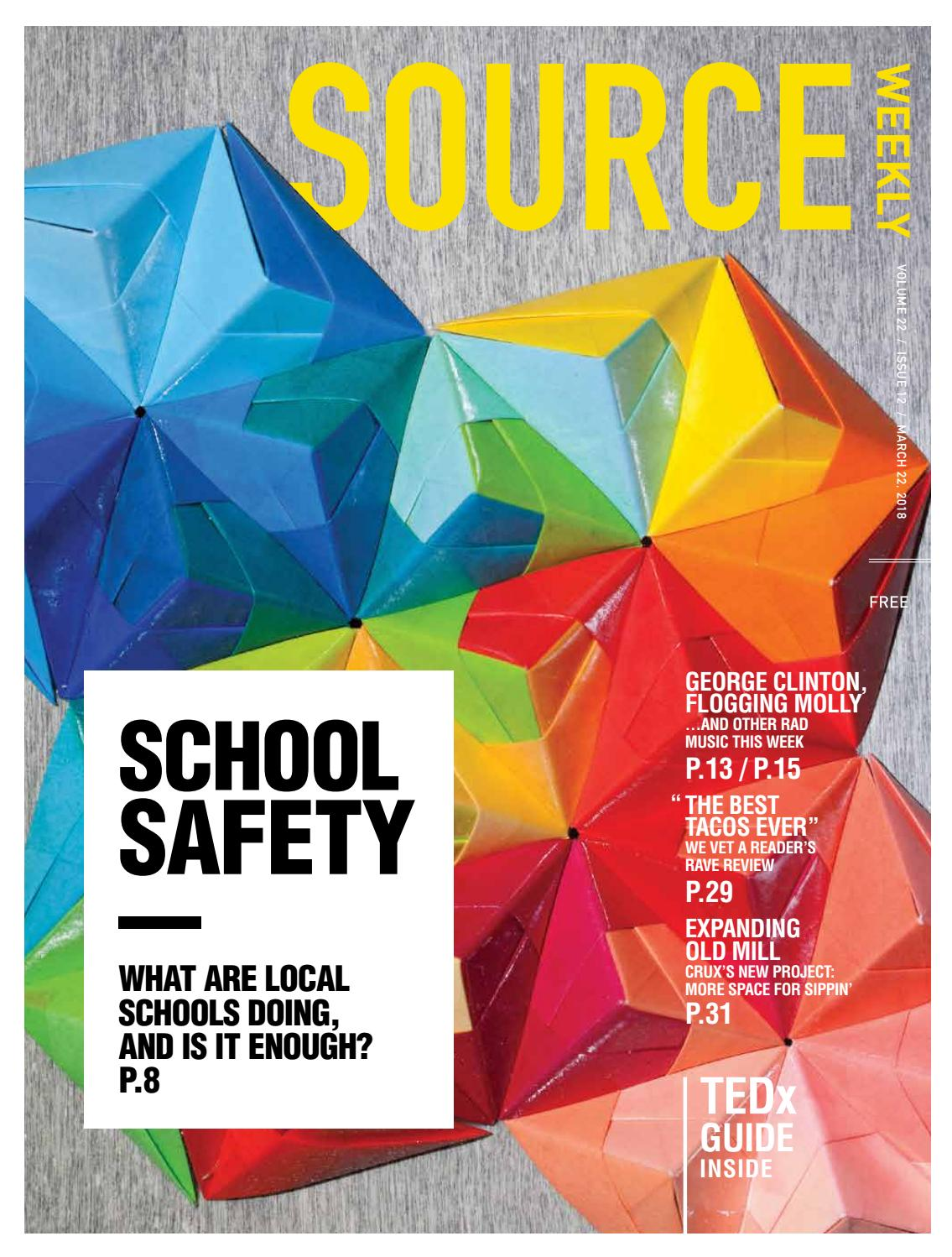 Source Weekly - March 22, 2018 by The Source Weekly - issuu