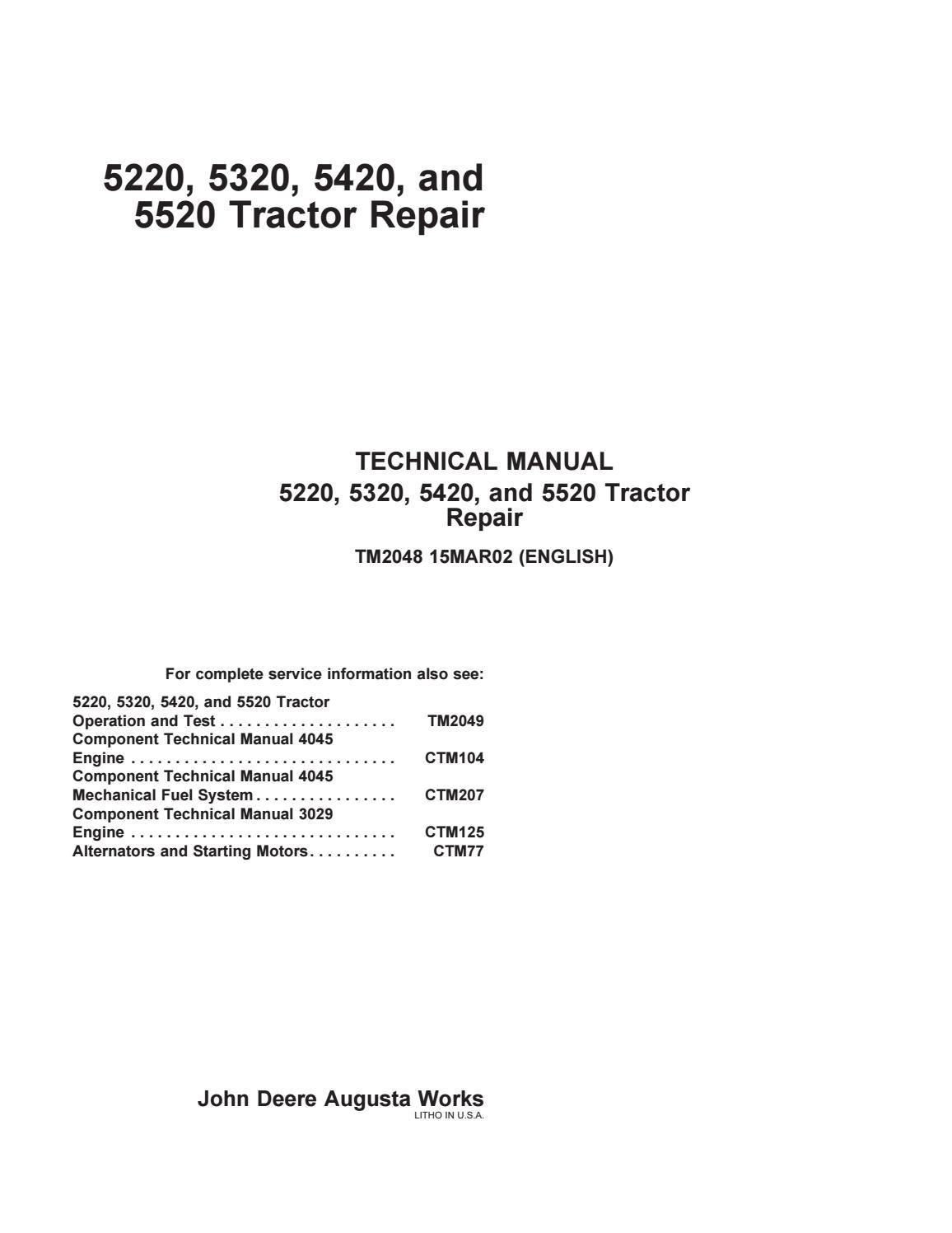 John deere 5320 tractor service repair manual by 163294 - issuu on honda 670 wiring diagram, john deere 670 parts diagram, john deere 670 tractor, john deere 670 radiator, john deere 670 headlight, craftsman table saw wiring diagram, john deere 670 specifications, minneapolis moline 670 wiring diagram, john deere 670 engine,