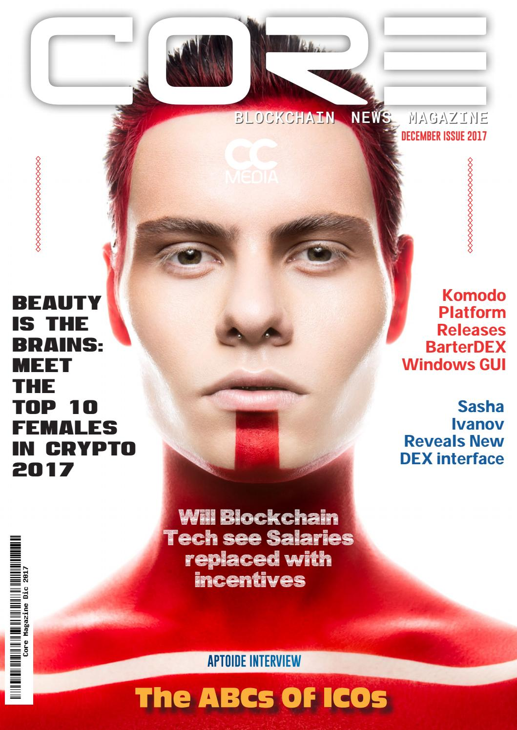 top cryptocurrency magazines