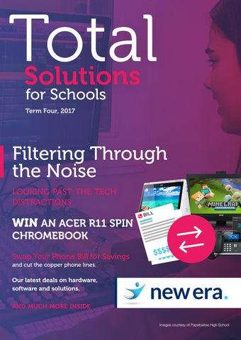 New Era IT Total Solutions for Schools - Term 4, 2017 by New
