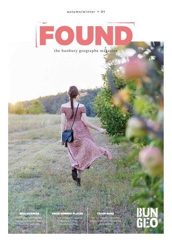 Found magazine 01 by Premium Publishers - issuu