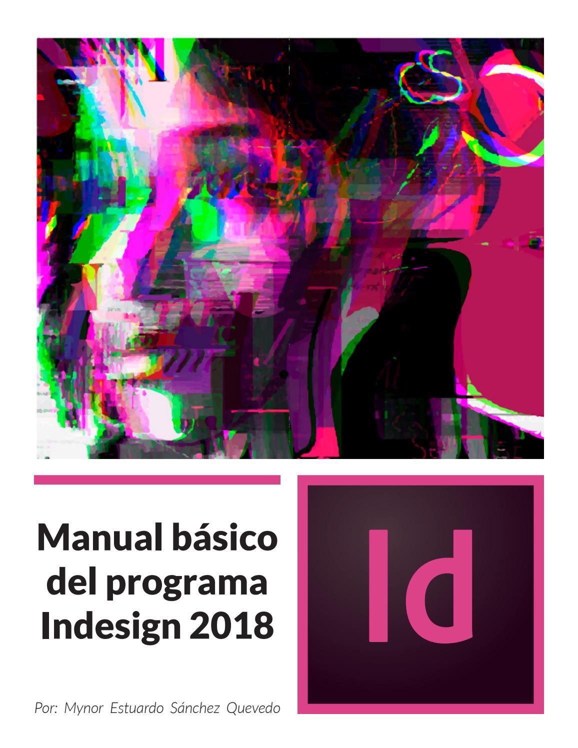 Manual básico del programa Indesign 2018 by mysanz - issuu