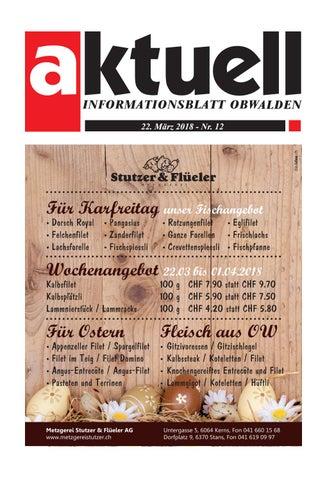 3573e65aeaeb Aktuell Obwalden 12-2018 by Aktuell Obwalden AG - issuu