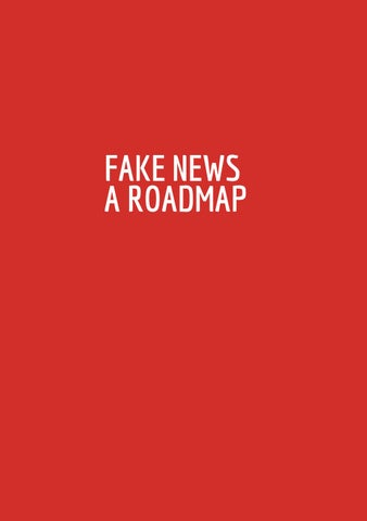 Fake News: a Roadmap  by NATO STRATCOM COE - issuu