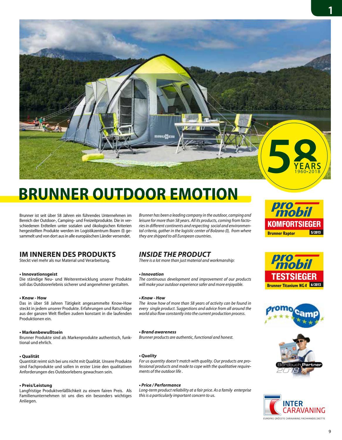 12+ Brunner outdoor emotions 8 d gb low by Brunner Outdoor in ... Fotografie