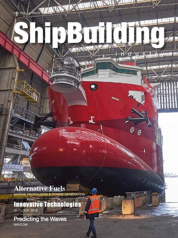 ShipBuilding Industry 2018 Issue 1 by Yellow & Finch