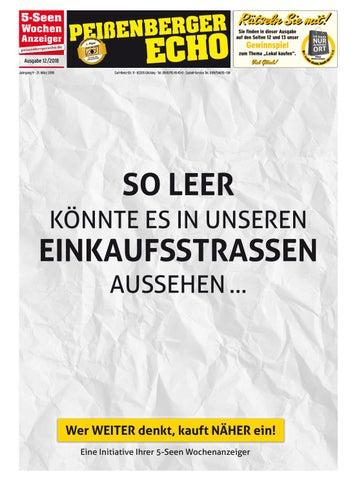 KW 12-2018 by Wochenanzeiger Medien GmbH - issuu