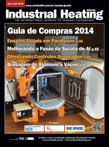 6f4b7a683e0 Revista Industrial Heating - Jul a Set 2014 by SF Editora - issuu