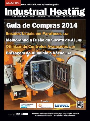 a632ae1cd4 Revista Industrial Heating - Jul a Set 2014 by SF Editora - issuu