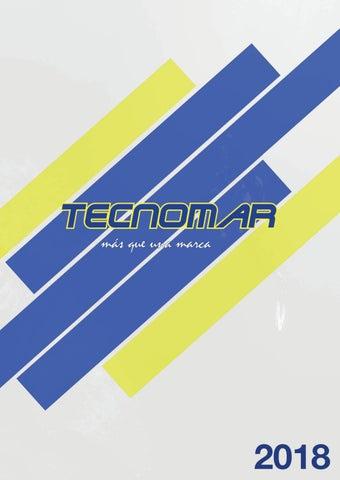 317e33badbd Catálogo Tecnomar 2018 by Tecnomar Diving - issuu