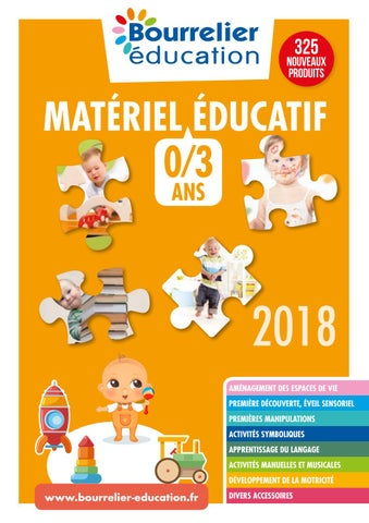 Catalogue Bourrelier Education 0 3 Ans 2018 By
