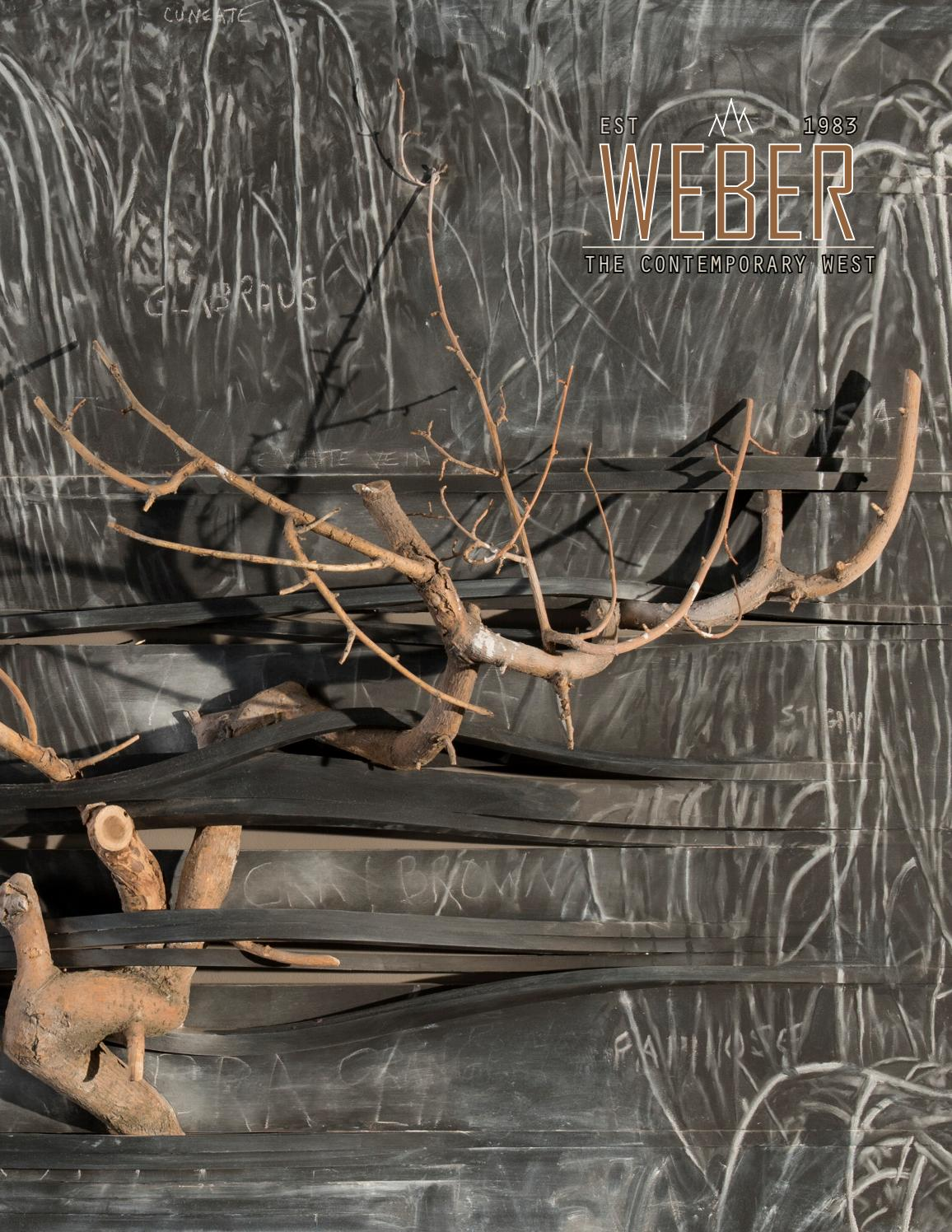 Weber by Weber—The Contemporary West - issuu on