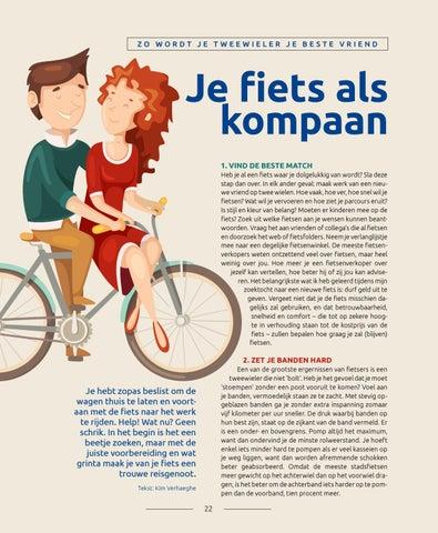 Page 22 of Zo wordt je fiets je beste vriend
