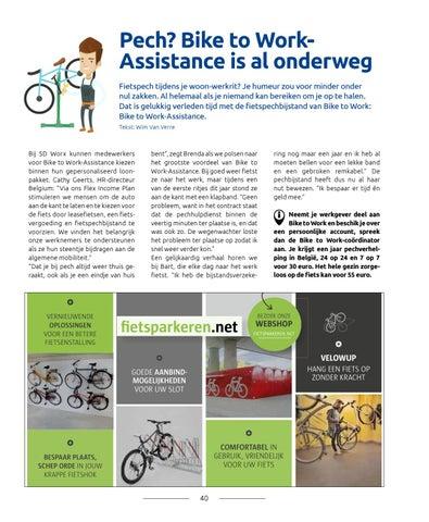 Page 40 of Vlot op de speed pedelec - tips&tricks
