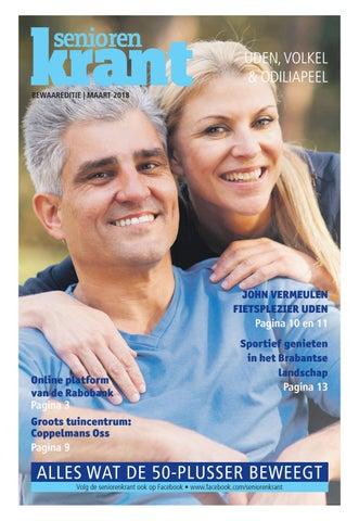 seniorenkrant uden editie 1 2018 by seniorenkrant issuuBrabantzorg Ouderenzorg Nieuwe Stijl #16