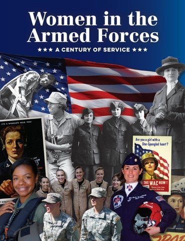 de004fbfb1d Women in the Armed Forces  A Century of Service by Faircount Media ...