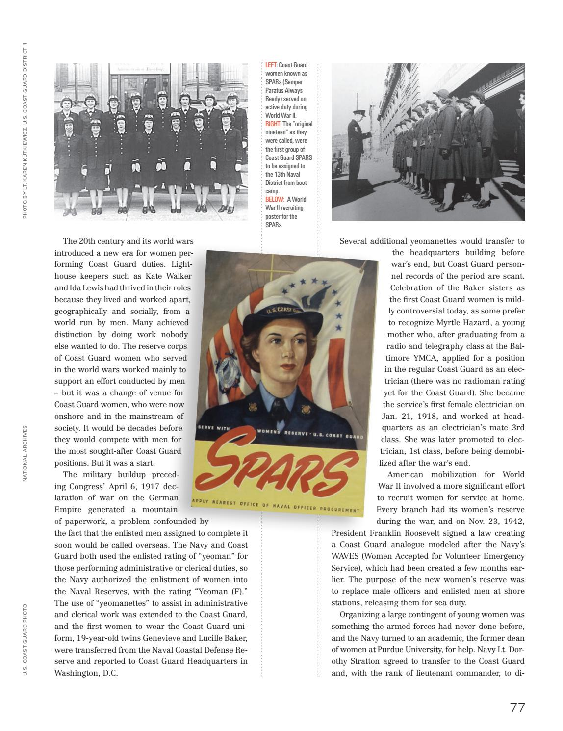 Women in the Armed Forces: A Century of Service by Faircount