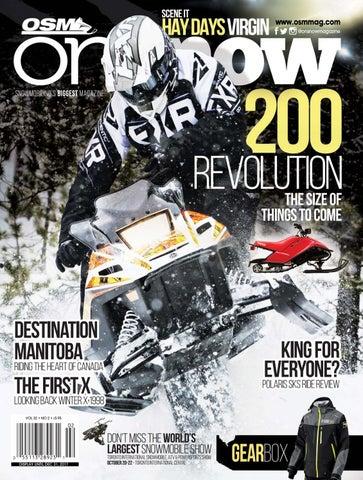 1e38a385b66a OSM Canada 32.2 by On Snow Magazine - ATV World Magazine - issuu