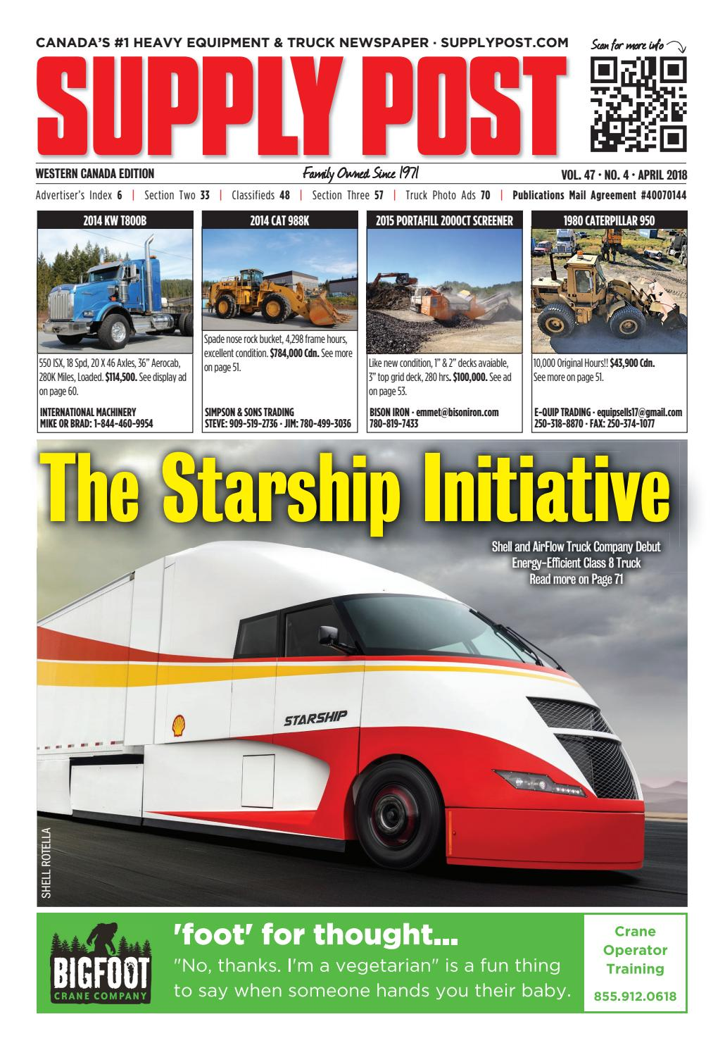 Supply Post West April 2018 by Supply Post Newspaper - issuu